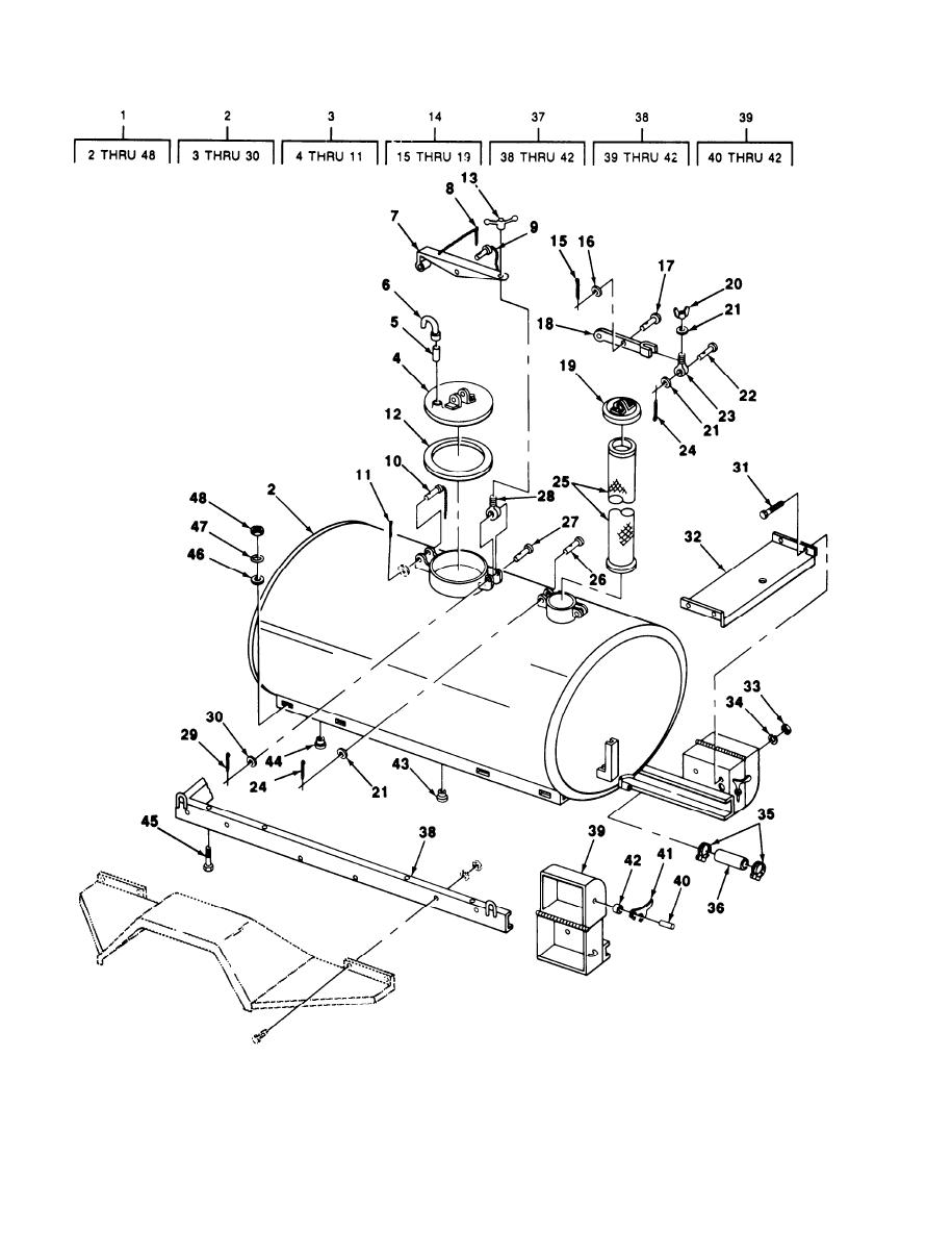 AND RELATED PARTS M107A2   M107a2