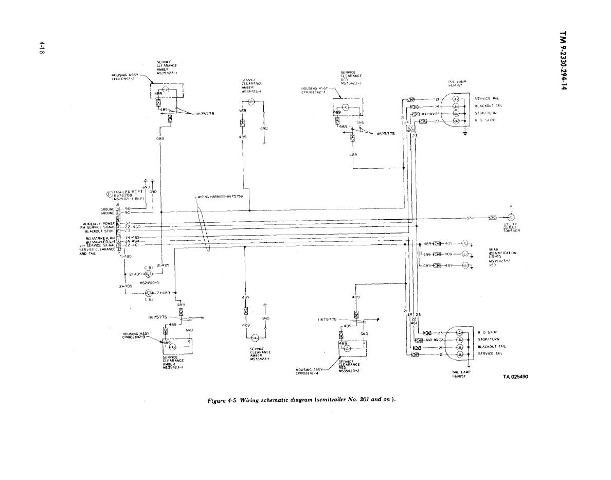 wiring diagram for semi to trailer the wiring diagram semi trailer wiring schematic vidim wiring diagram wiring diagram