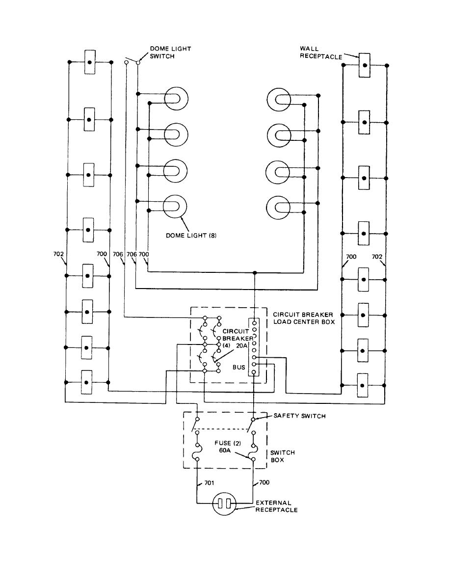 110 volt AC body wiring diagram