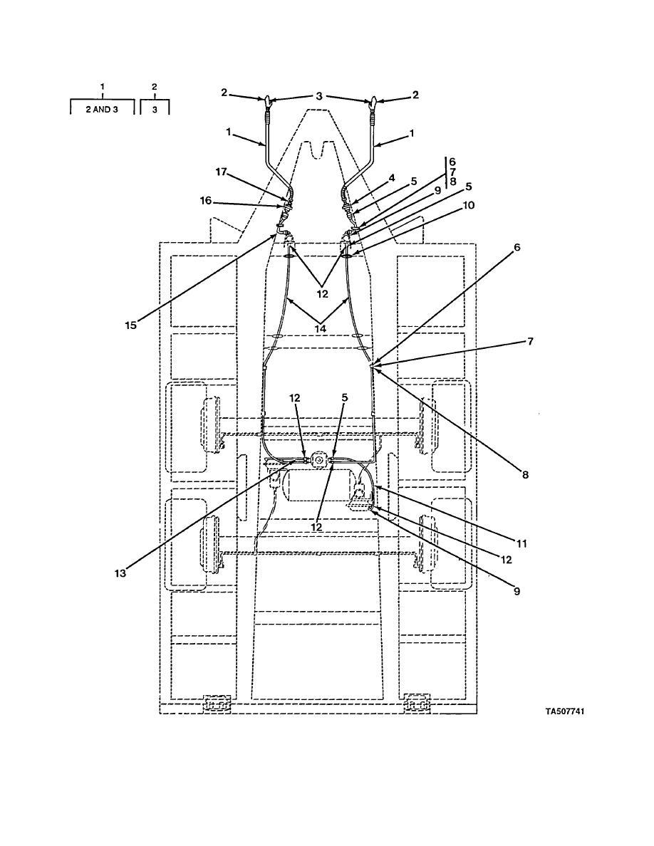 trailer air brake system design