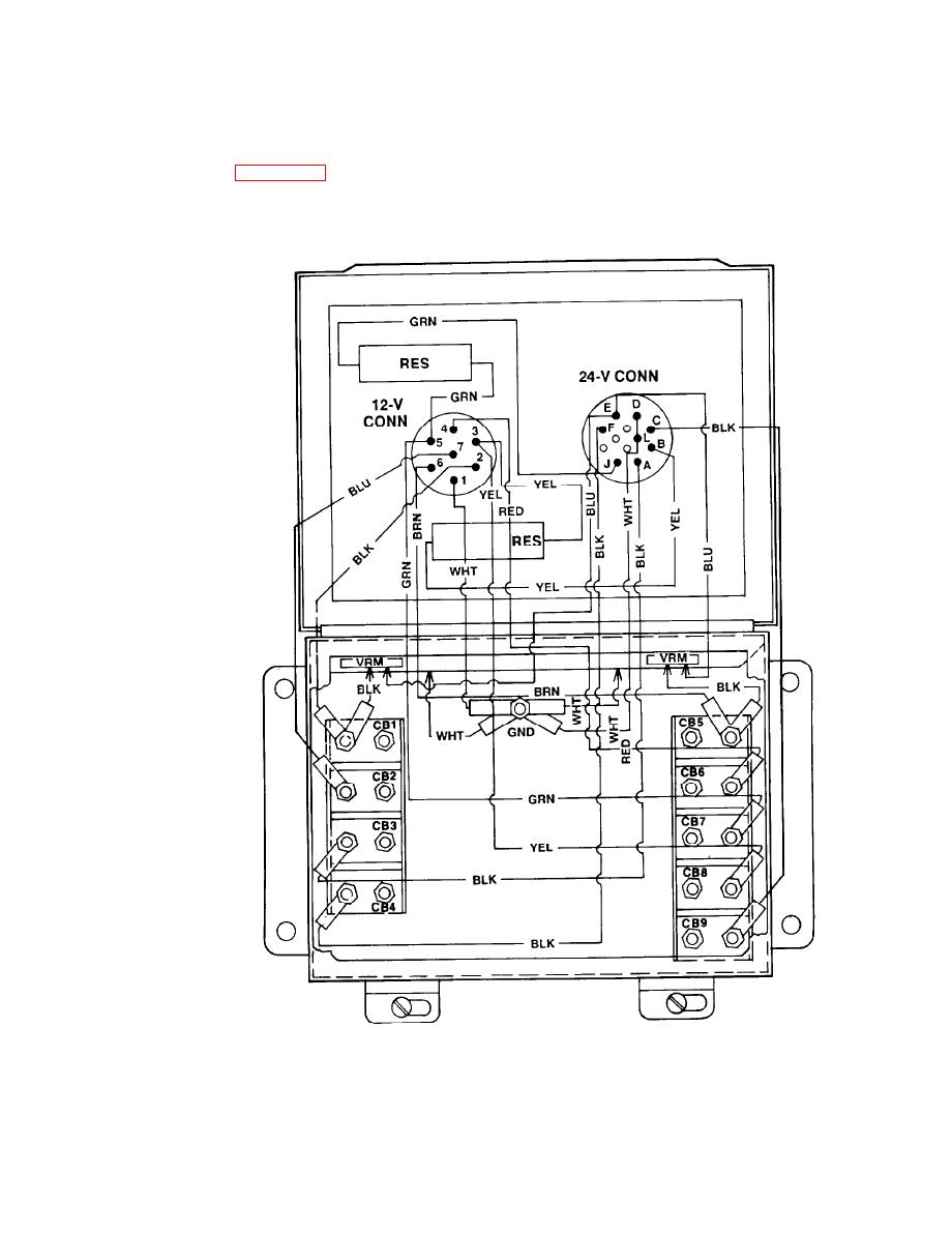 voltage control unit and 12