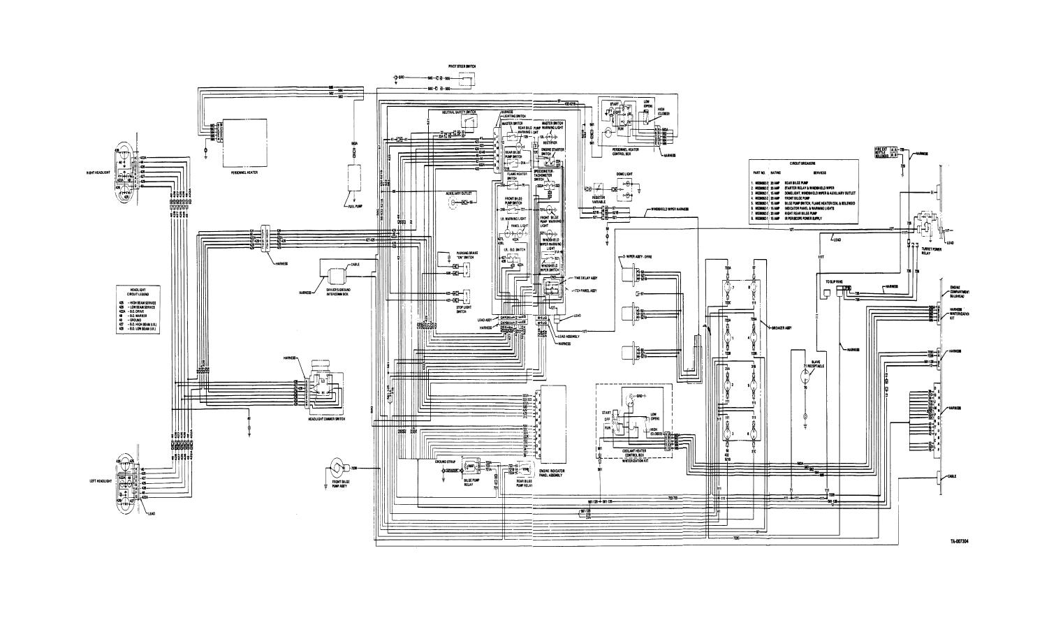 wiring schematic power station wiring diagram