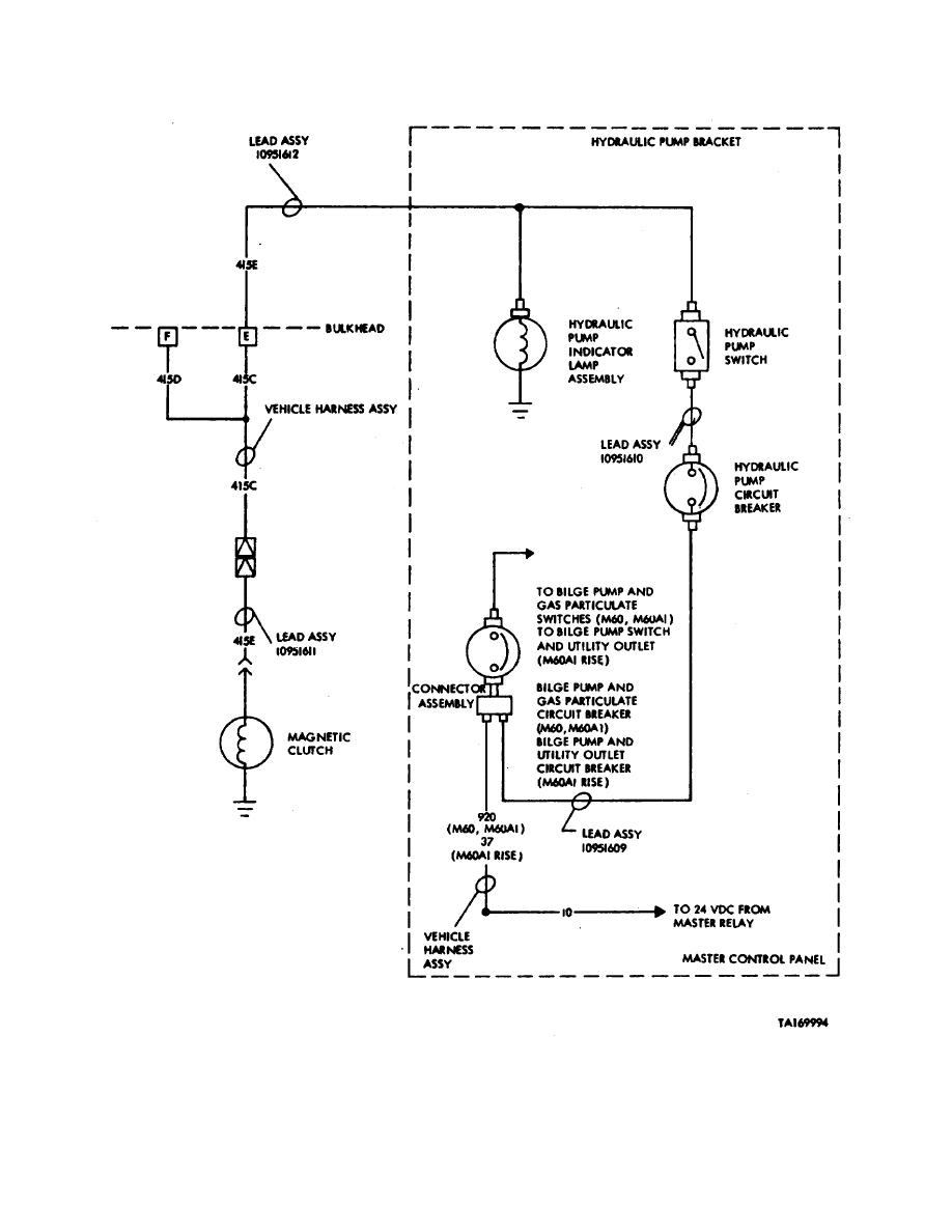 Remarkable Figure 4 31 Bulldozer Electrical Circuit Schematic Diagram Wiring 101 Eattedownsetwise Assnl